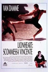 copertina film Lionheart+-+Scommessa+vincente 1990
