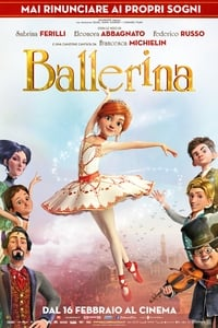 copertina film Ballerina 2016
