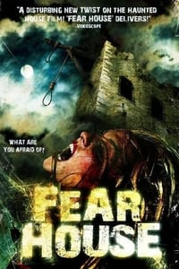 copertina film Fear+House 2008
