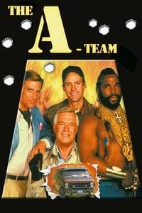copertina serie tv A-Team 1983