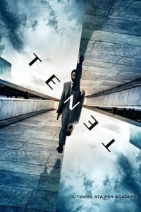 copertina film Tenet 2020