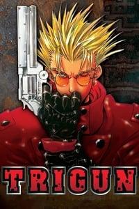 copertina serie tv Trigun 1998