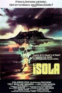 copertina film L%27isola 1980