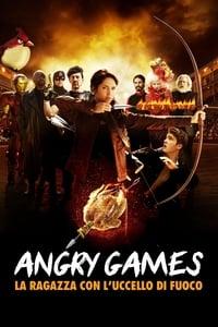 copertina film Angry+Games+-+La+ragazza+con+l%27uccello+di+fuoco 2013