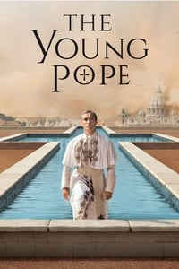 copertina serie tv The+Young+Pope 2016