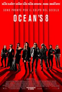 copertina film Ocean%27s+8 2018