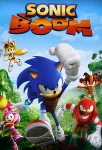 copertina serie tv Sonic+Boom 2014