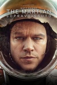 copertina film Sopravvissuto+-+The+Martian 2015