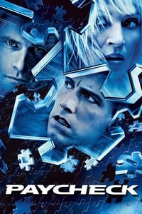 copertina film Paycheck 2003