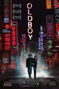 copertina film Oldboy 2003