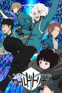 copertina serie tv World+Trigger 2014