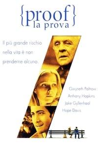copertina film Proof+-+La+prova 2005