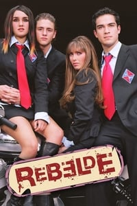 copertina serie tv Rebelde 2004