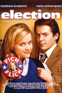 copertina film Election 1999