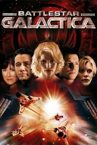 copertina serie tv Battlestar+Galactica 2003