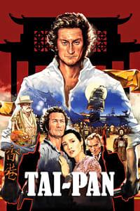 copertina film Tai-Pan 1986