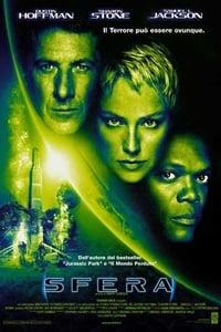 copertina film Sfera 1998