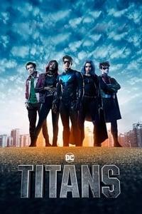copertina serie tv Titans 2018