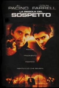 copertina film La+regola+del+sospetto 2003