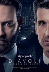 copertina serie tv Diavoli 2020