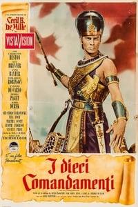 copertina film I+dieci+comandamenti 1956