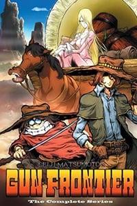 copertina serie tv Gun+Frontier 2002