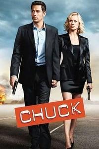 copertina serie tv Chuck 2007