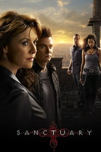 copertina serie tv Sanctuary 2008