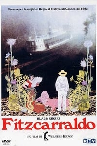 copertina film Fitzcarraldo 1982