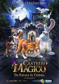 copertina film Il+castello+magico 2013