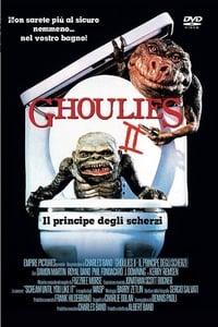 copertina film Ghoulies+II+-+Il+principe+degli+scherzi 1987