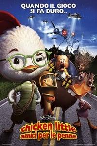 copertina film Chicken+Little+-+Amici+per+le+penne 2005