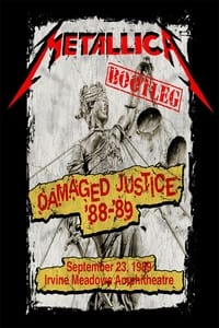 Metallica: Live in Irvine, California - September 23, 1989
