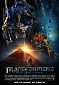 copertina film Transformers+-+La+vendetta+del+caduto 2009