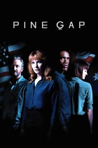 copertina serie tv Pine+Gap 2018