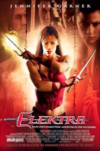 copertina film Elektra 2005