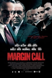 copertina film Margin+Call 2011