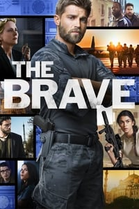 copertina serie tv The+Brave 2017