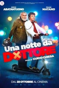 copertina film Una+notte+da+dottore 2021