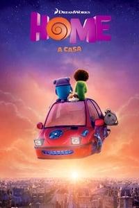 copertina film Home+-+A+casa 2015