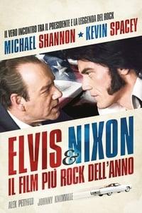 copertina film Elvis+%26+Nixon 2016