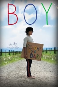 copertina film Boy 2010