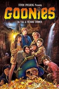 copertina film I+Goonies 1985