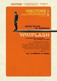 copertina film Whiplash 2014
