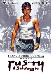 copertina film Rusty+il+selvaggio 1983
