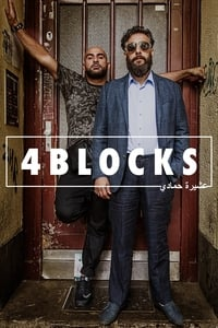 copertina serie tv 4+Blocks 2017