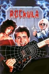 copertina film Rockula 1990