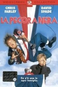 copertina film La+pecora+nera 1996