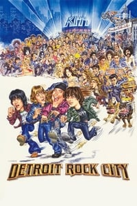 copertina film Detroit+Rock+City 1999