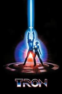 copertina film Tron 1982